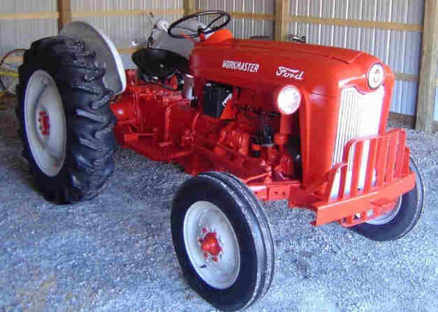 Ford 800 Tractor : Mid michigan old gas tractor association website mmogta